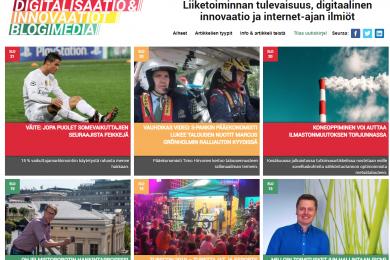 Ite wiki Digitalisaatio & innovaatiot blogimedia